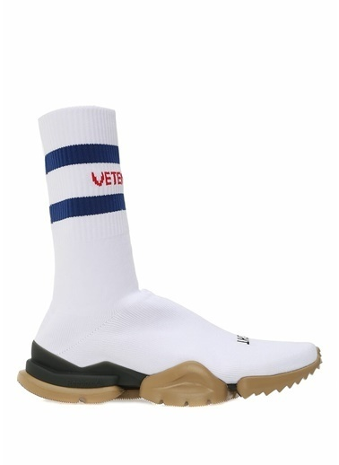 Vetements Sneakers Beyaz